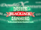 Играть онлайн в Double Exposure Blackjack Pro Series